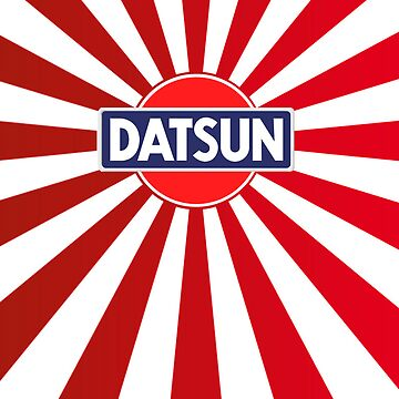 Datsun, Rising Sun by TigerStriped