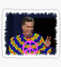 Peace Mitt? Sticker
