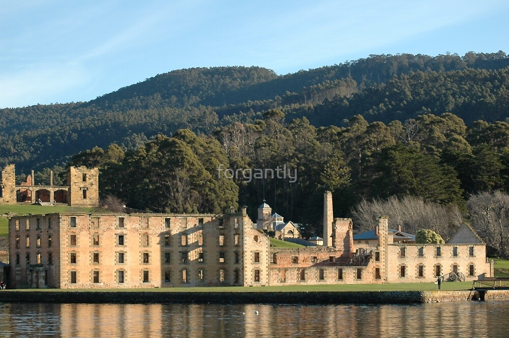 Port Arthur - Tasmania by forgantly