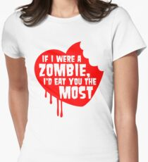 If I Were A Zombie T-Shirt
