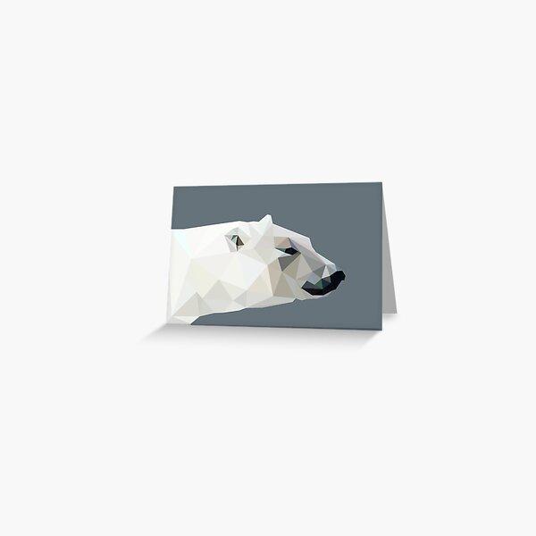 LP Polar Bear Greeting Card