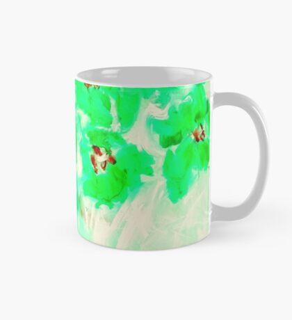 Habibiflo kann grün sein Tasse