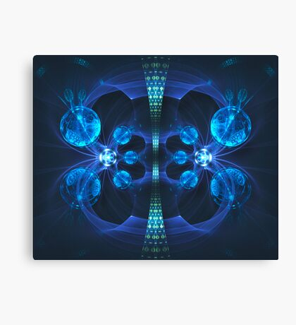 Spheres Canvas Print