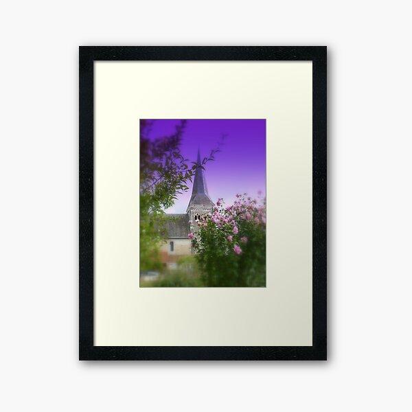 La Voûte 1 Framed Art Print