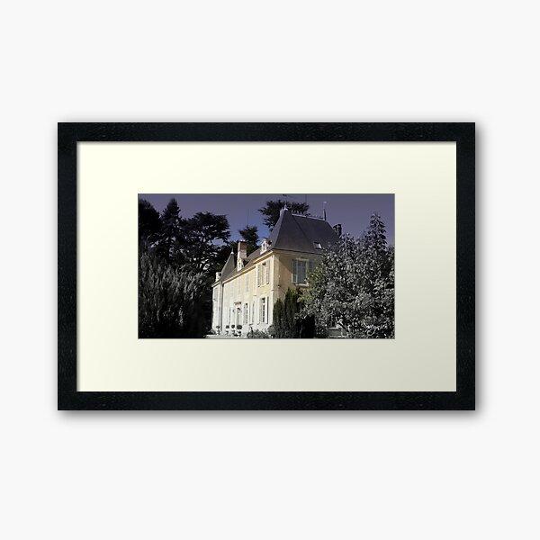 La Voûte 6 Framed Art Print