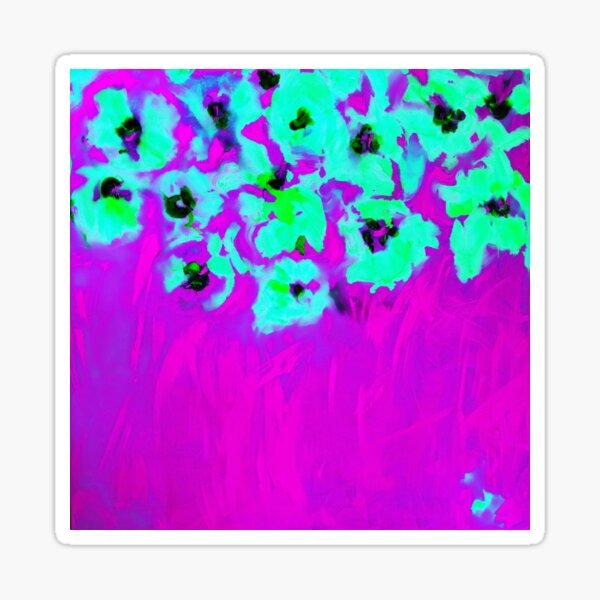 Habibiflo violett Sticker