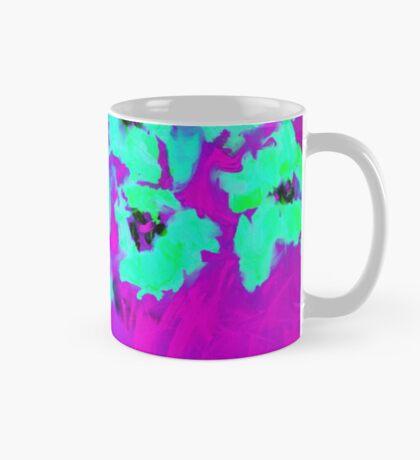 Habibiflo violett Tasse