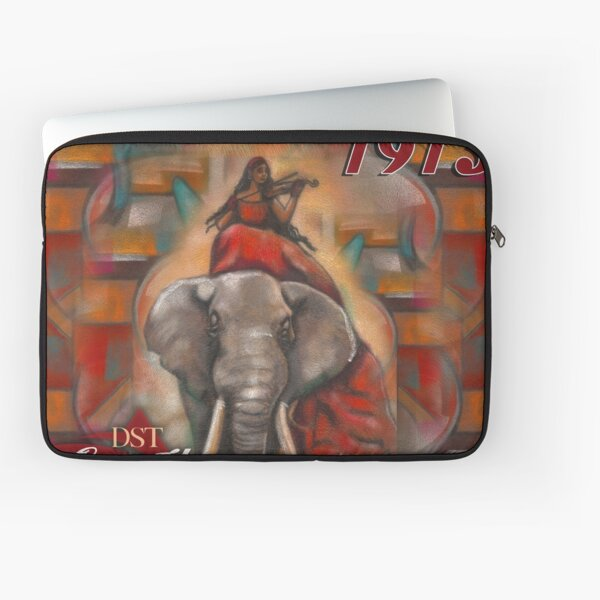DST FOR LIFE Laptop Sleeve