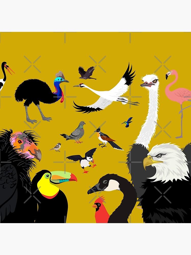 Ich bin dankbar für Vögel von PepomintNarwhal