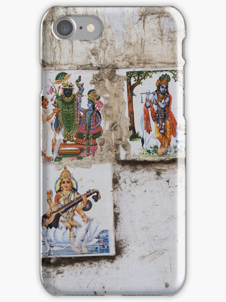 iPhone Case - Brahman by fenjay