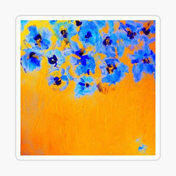 Habibiflo gelb-orange Sticker