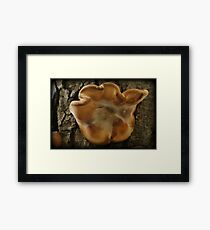 Tree Slayer Framed Print