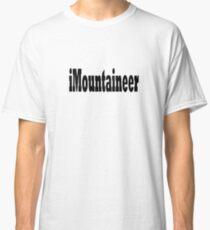 Mountaineer - Funny Mountain Climbing T Shirt Classic T-Shirt