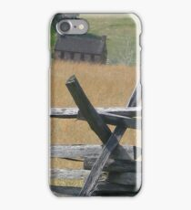 Old Views iPhone Case/Skin