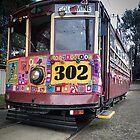 Bendigo tram #302 by shaynetwright