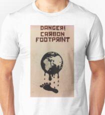 Danger, Carbon Footprint ( ii ) T-Shirt