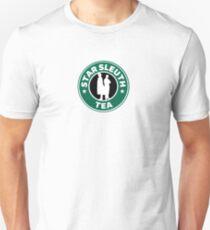 Sherlock Holmes - Starbucks Parody2 T-Shirt
