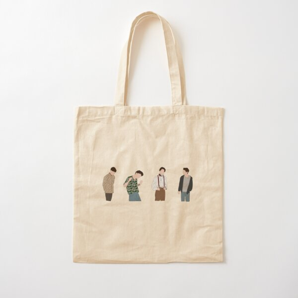 Timothée Chalamet movie characters Cotton Tote Bag