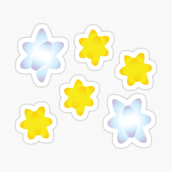 Star Fragments - Animal Crossing New Horizons Sticker