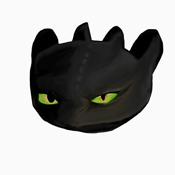 Toothless by ShadowDesigns