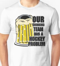 Hockey Drinking Team T-Shirt