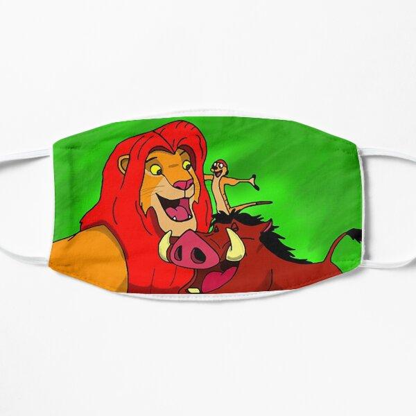 Le roi lion - Hakuna Matata Masque sans plis