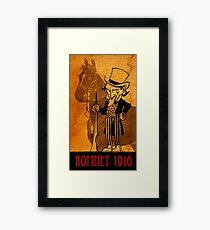 ROMNEY 1916 Framed Print