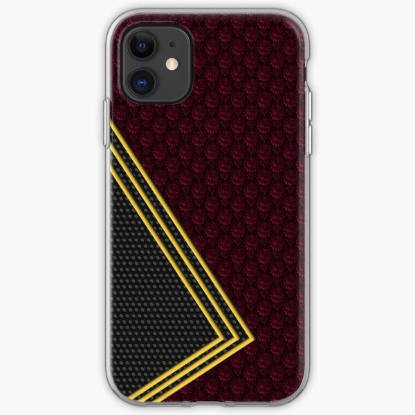Decorate Lines and Shape (1) iPhone Soft Case