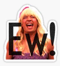 Ew! Sticker