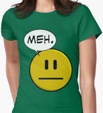 No Smiley - Meh T-Shirt