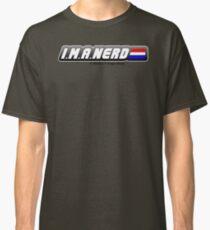 I.M.A. Nerd Classic T-Shirt