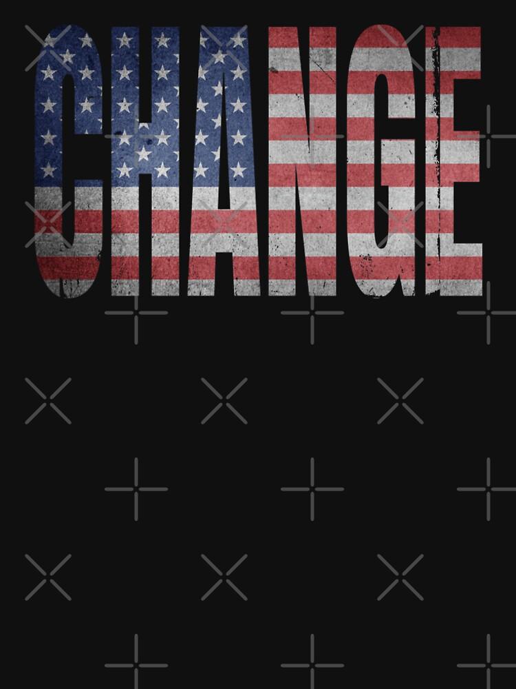 Change (America Needs To Change) by SassyClassyMe
