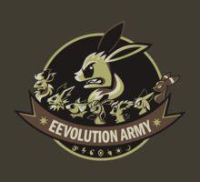 Eevolution Army | Unisex T-Shirt