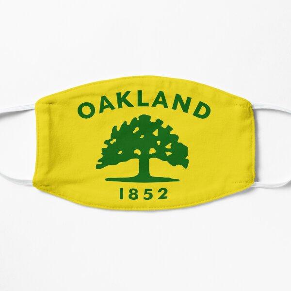Oakland flag Flat Mask