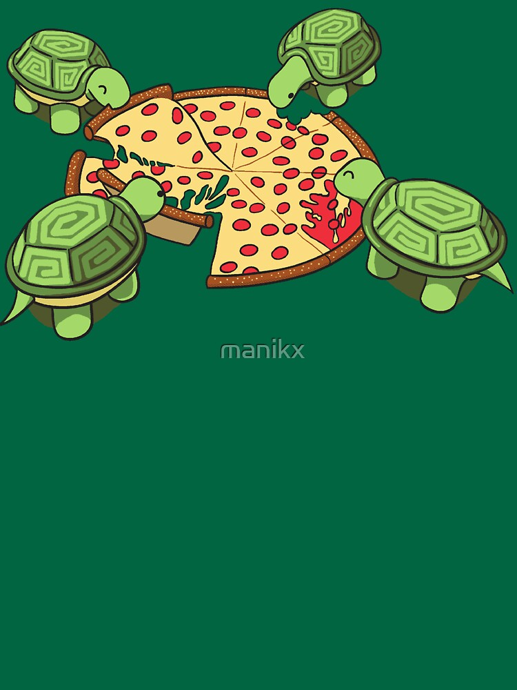 Hungry Hungry Turtles | Unisex T-Shirt