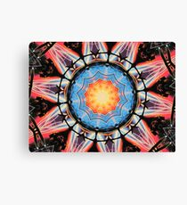 Science Fiction Picture Show Canvas Print