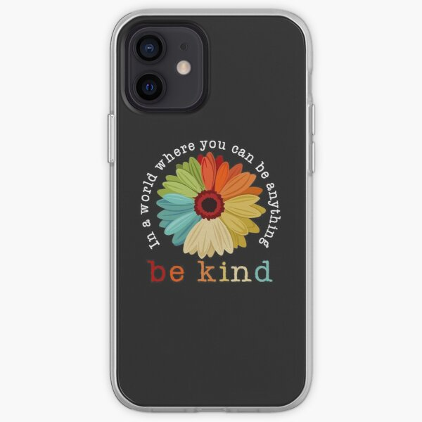 In A World Where You Can Be Anything iPhone Soft Case