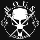 r o u s hunters by manikx