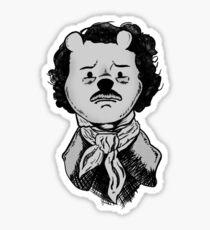 Winnie the Poe Sticker