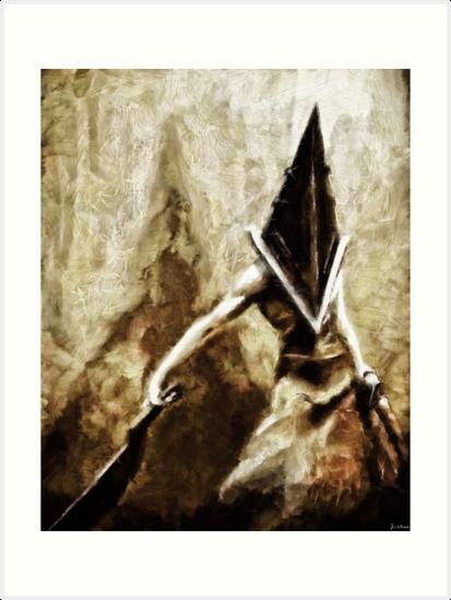 Pyramid Head by Joe Misrasi