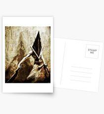 Pyramid Head Postcards