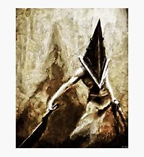 Pyramid Head Photographic Print