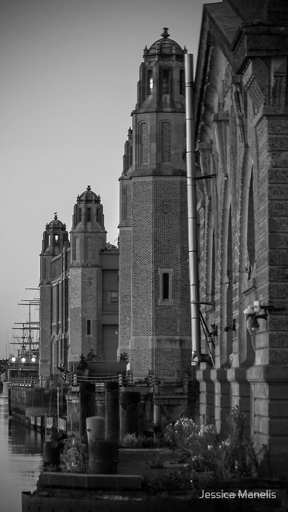 Pier 5 by Jessica Manelis