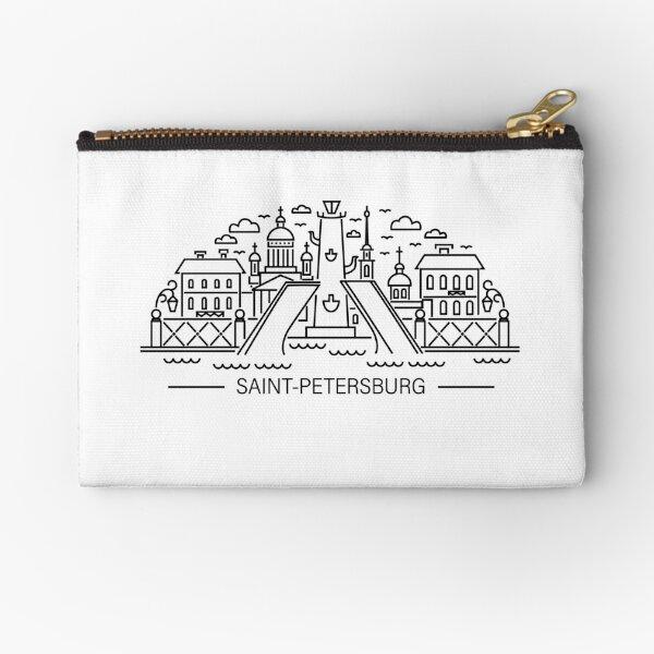 SaintPetersburg artline Zipper Pouch