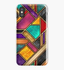 Colorful City Night iPhone Case/Skin