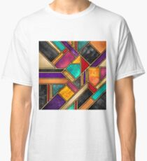 Colorful City Night Classic T-Shirt