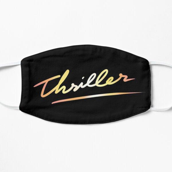 Cuz this is Thriller! // MJ design Flat Mask