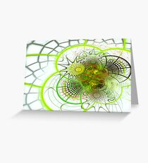 Inner Workings Greeting Card