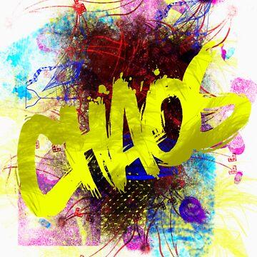 chaos by akifashraf