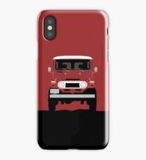 The classic offroader iPhone Case/Skin